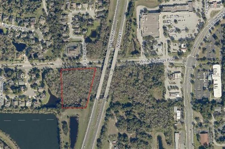0 WINTER SPRINGS BLVD, Oviedo, FL 32765 - Image 1