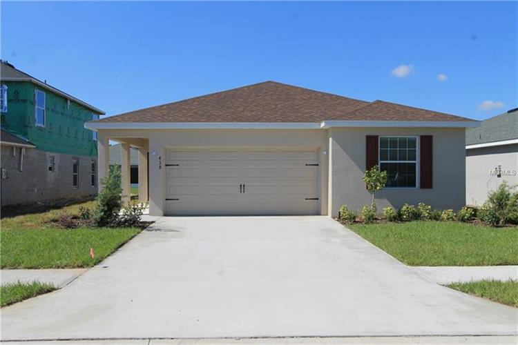 438 ST GEORGES CIR, Eagle Lake, FL 33839 - Image 1