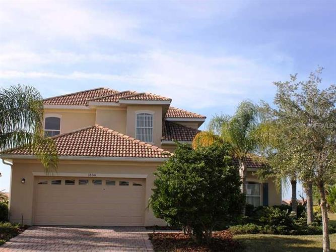 3554 FOREST PARK DR, Kissimmee, FL 34746 - Image 1