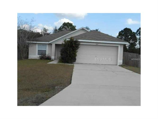 1605 REDFIN DR, Poinciana, FL 34759
