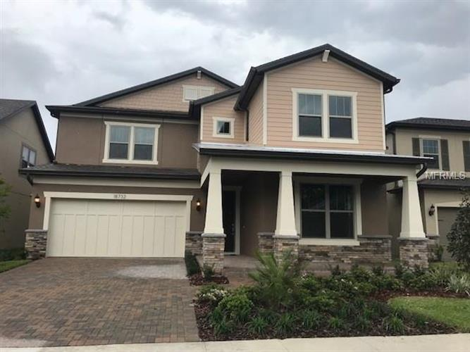 18732 BIRCHWOOD GROVES DR, Lutz, FL 33558