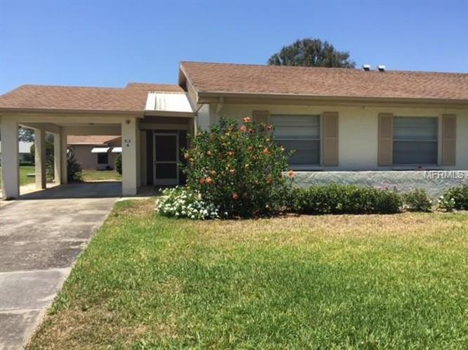 513 FOXGLOVE CIR #A, Sun City Center, FL 33573 - Image 1