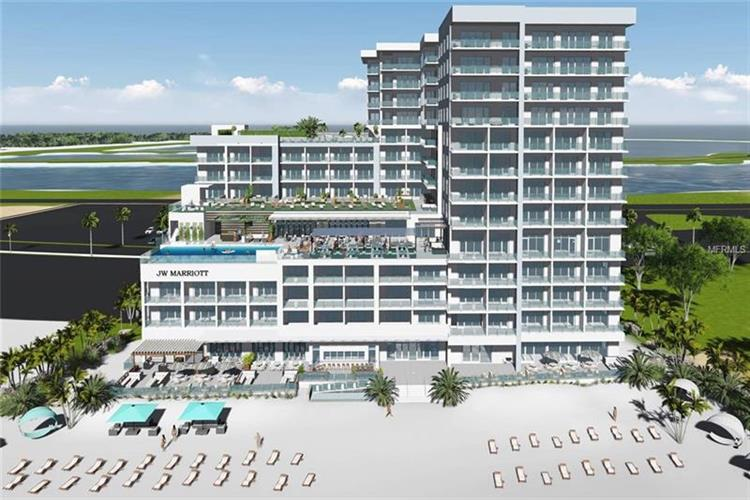 691 S GULFVIEW BLVD #1201, Clearwater Beach, FL 33767