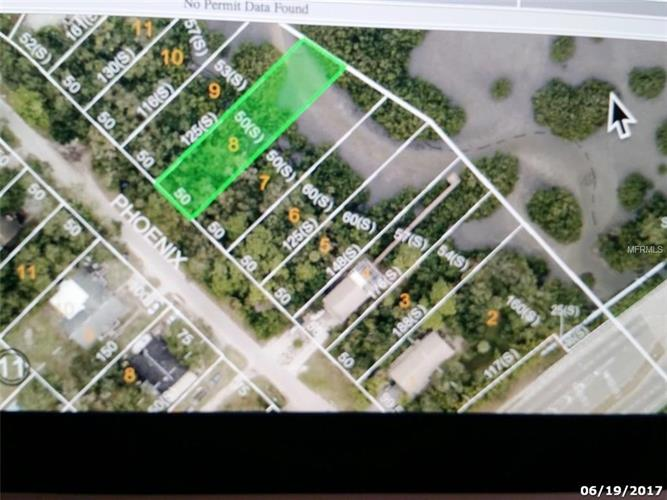 LOT 8 PHOENIX AVE, Oldsmar, FL 34677