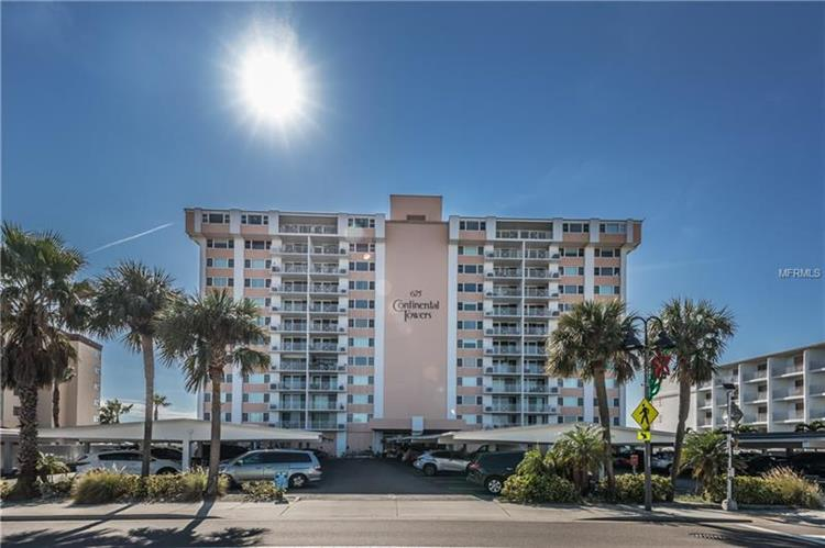 675 S GULFVIEW BLVD #508, Clearwater Beach, FL 33767 - Image 1