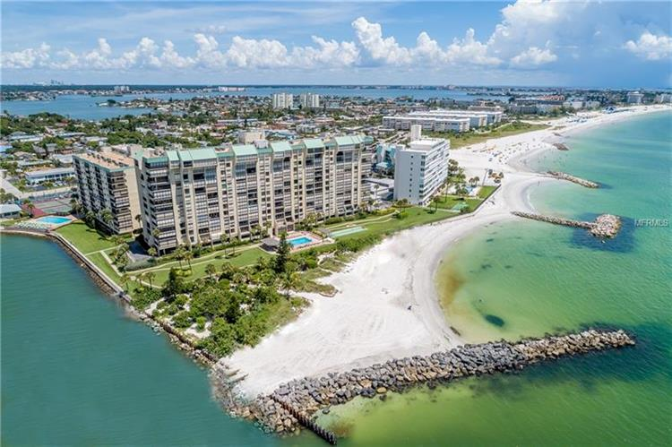 7150 SUNSET WAY #107, St Pete Beach, FL 33706