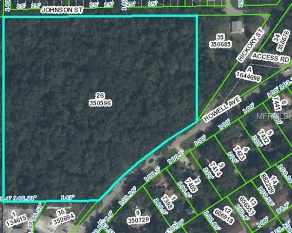 VIEW MAP HOWELL     #89 AVE, Brooksville, FL 34601