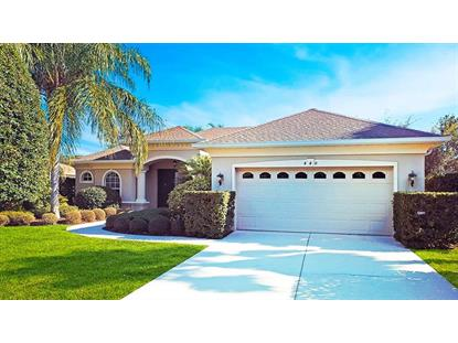 440 SNAPDRAGON LOOP Bradenton, FL MLS# A4416560