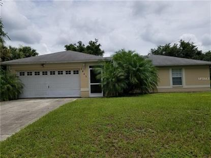 2445 PASCAL AVE, North Port, FL