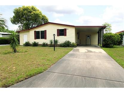 518 BONITA DR The Villages, FL MLS# G4827548