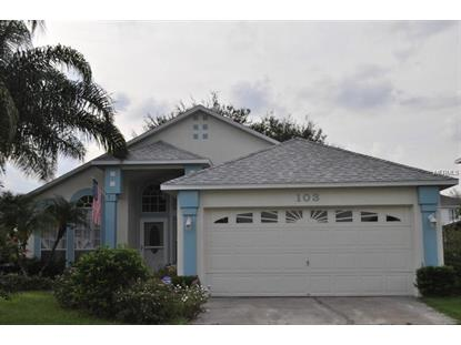 103 CATERHAM WAY, Kissimmee, FL