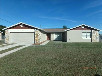 295 FLORIDA PKWY Kissimmee, FL MLS# S5012136