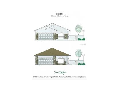 1421 STONE RIDGE CIR Sebring, FL MLS# T2827965