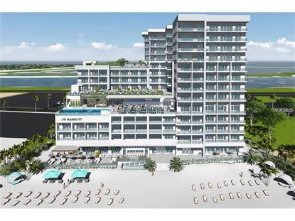 691 S GULFVIEW BLVD #1501 Clearwater Beach, FL MLS# T2906254