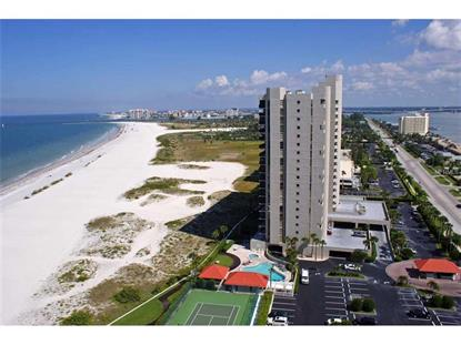 1290 GULF BLVD #507 Clearwater Beach, FL MLS# U7790147