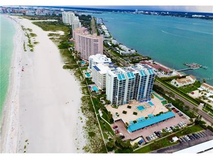 1390 GULF BLVD #704 Clearwater Beach, FL MLS# U7826568