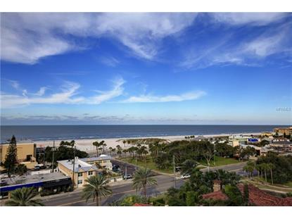 521 MANDALAY AVE #801 Clearwater Beach, FL MLS# U7845980