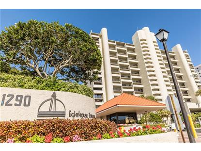 1290 GULF BLVD #1605 Clearwater Beach, FL MLS# U7846453