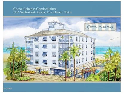 1915 S ATLANTIC AVE #301 Cocoa Beach, FL MLS# V4713007