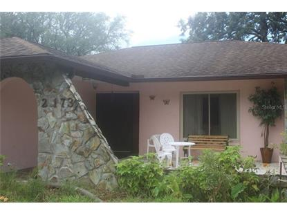2173 DANFORTH RD Spring Hill, FL MLS# W7824653
