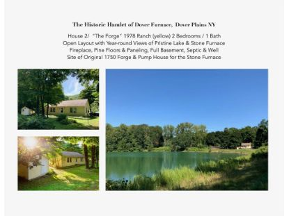 247 DOVER FURNACE RD  Dover Plains, NY MLS# 394153