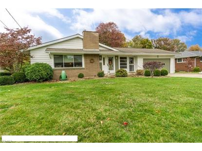 6374 Diana Drive Poland, OH MLS# 4144024