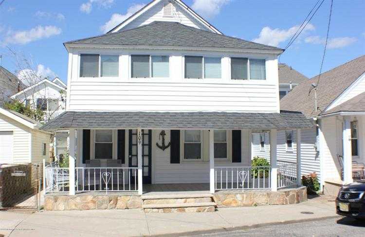 109 Kent Avenue, Bradley Beach, NJ 07720