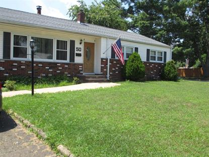 50 Irving Avenue Spotswood, NJ MLS# 21630069