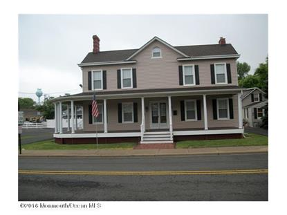 12 S Main Street Englishtown, NJ MLS# 21645344