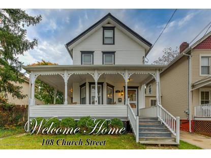 108 Church Street Keyport, NJ MLS# 21700976