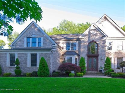 3 Monticello Court, Morganville, NJ