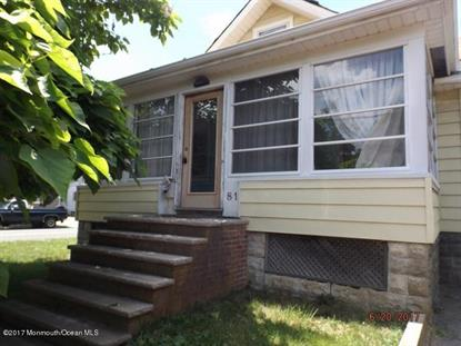 81 Parker Avenue Manasquan, NJ MLS# 21726062