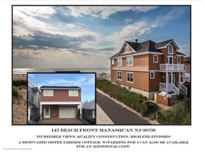145 Beach Front  Manasquan, NJ MLS# 21727608