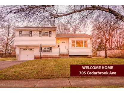 705 Cedarbrook Avenue South Plainfield, NJ MLS# 21900957