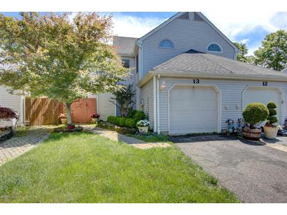 13 Millay Court Freehold, NJ MLS# 21924356