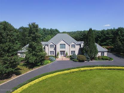 7 Country Meadow Drive Colts Neck, NJ MLS# 22010590