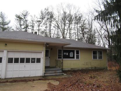 857 Hulses Corner Road Howell, NJ MLS# 22011375