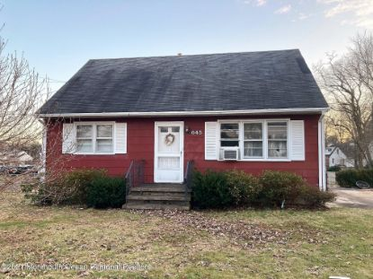 645 Batchelor Street Toms River, NJ MLS# 22101315