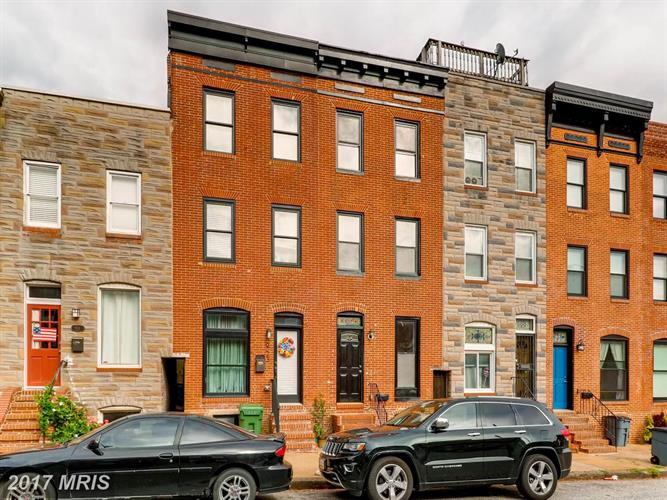 925 ELLWOOD AVE, Baltimore, MD 21224