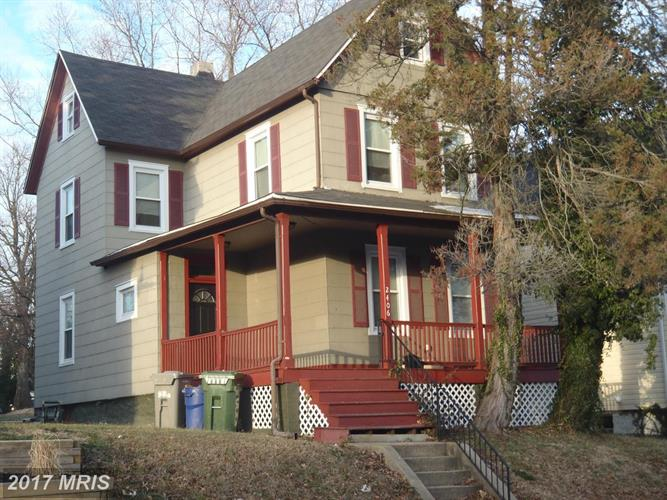 2406 COLD SPRING LN, Baltimore, MD 21214