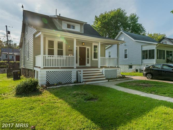 4 Bedroom Single Family Home For Sale In Baltimore Md 21214 Mls Ba9917960