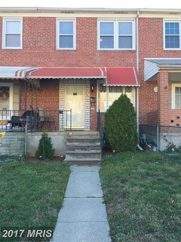 60 WILTSHIRE RD, Baltimore, MD 21221