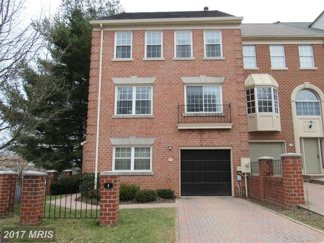2 COACH HOUSE DR #1F4, Owings Mills, MD 21117