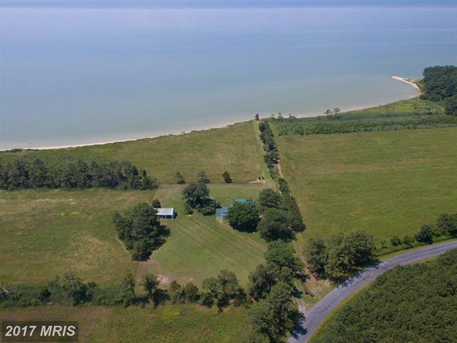 4228 BAY SHORE RD, Taylors Island, MD 21669