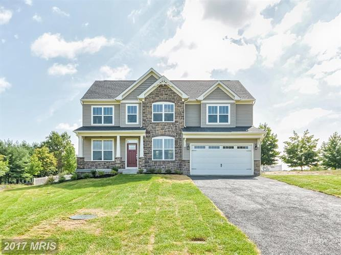 6805 HAWES CT, Frederick, MD 21702