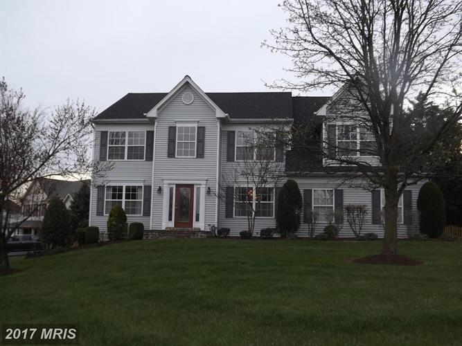 9013 SPRING MEADOW CIR, Frederick, MD 21701