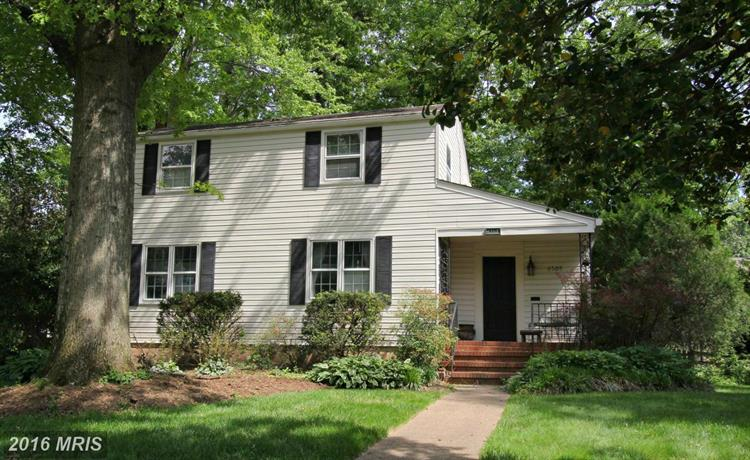 6505 OVERBROOK ST, Falls Church, VA 22043