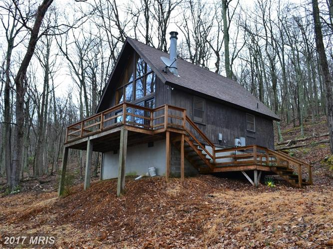 246 HUNTER'S RDG, Lost River, WV 26810
