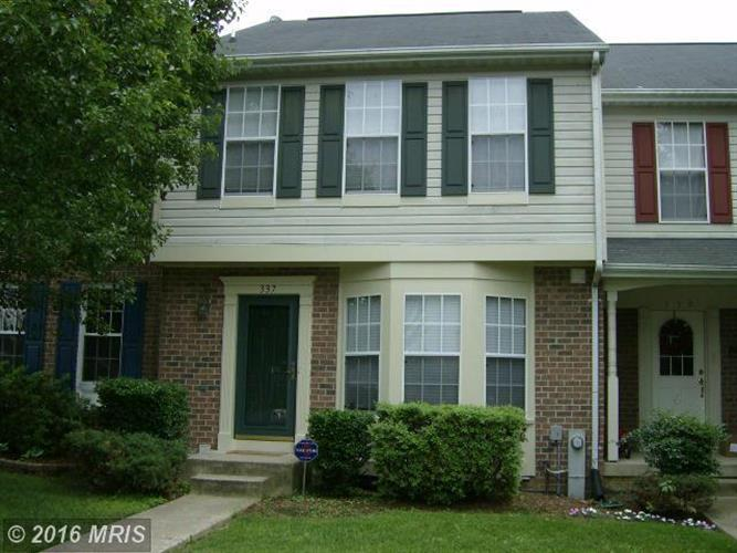 337 QUILTING WAY, Bel Air, MD 21015