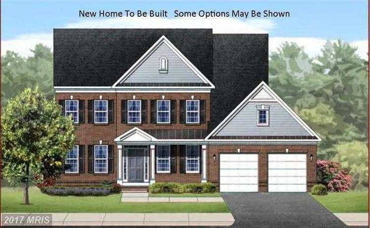 0 FIVE FORKS DR #DARTMOUTH II PLAN, Harpers Ferry, WV 25425